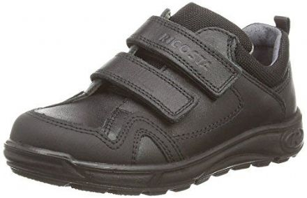 Ricosta TAMO Leather School Shoe (Black) 28 only!